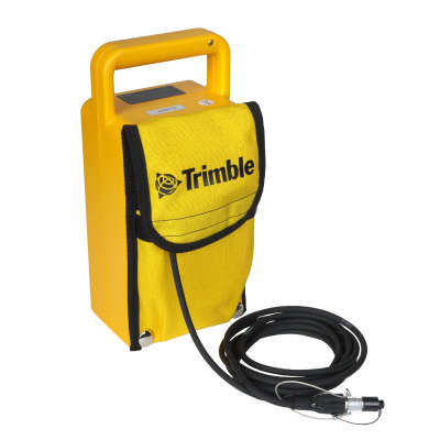 Аккумулятор Trimbie - Lead Gel, External, with Plastic Shell  2.4m Cable  (32364-10)