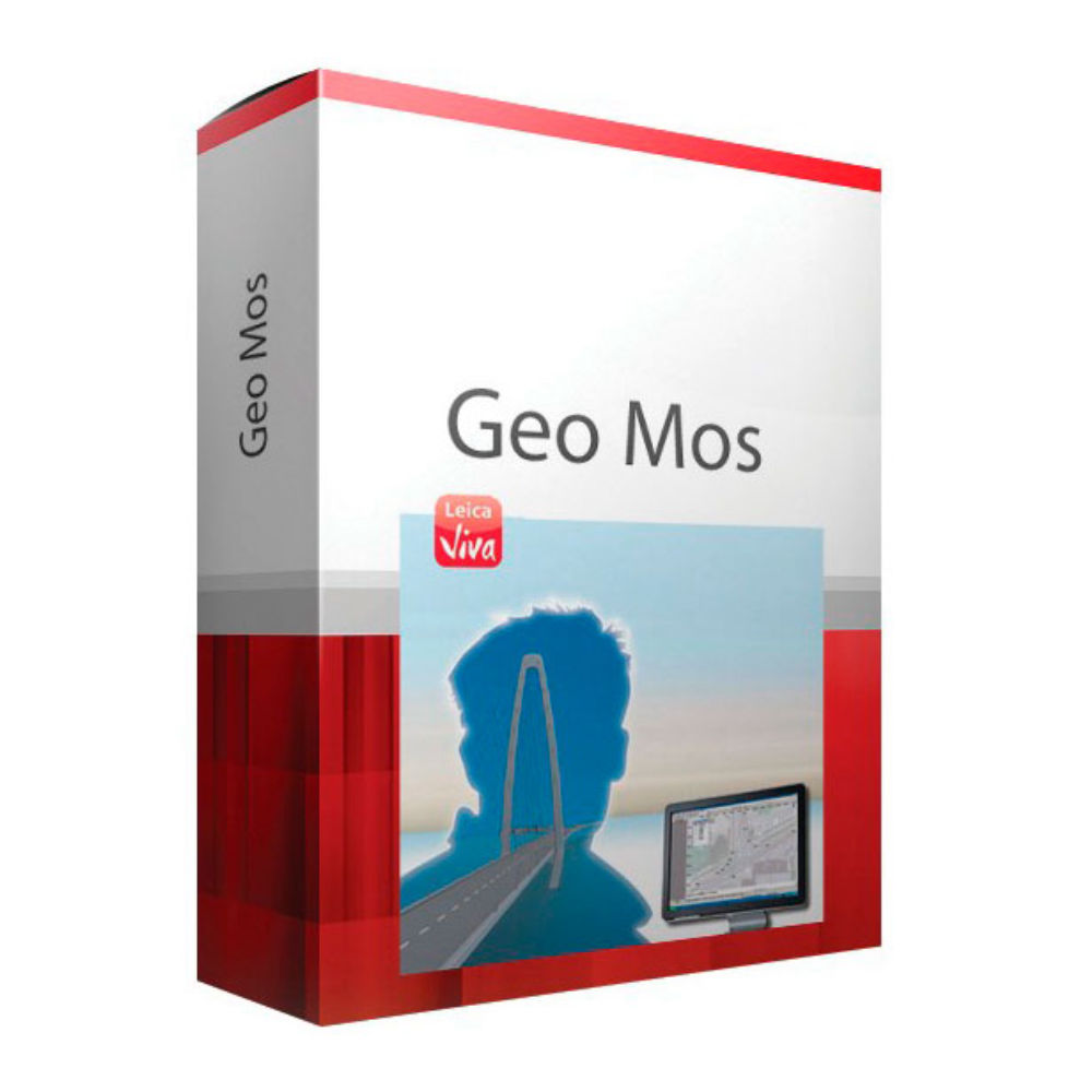 Программное обеспечение LEICA GeoMoS Monitor Option 4 807098