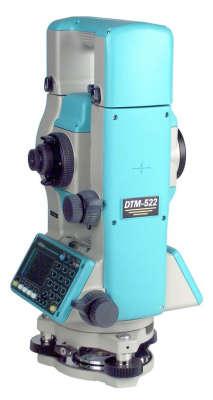 """Тахеометр Nikon DTM-522 (3"""")"""