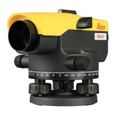 Оптический нивелир Leica NA332 с поверкой 840383