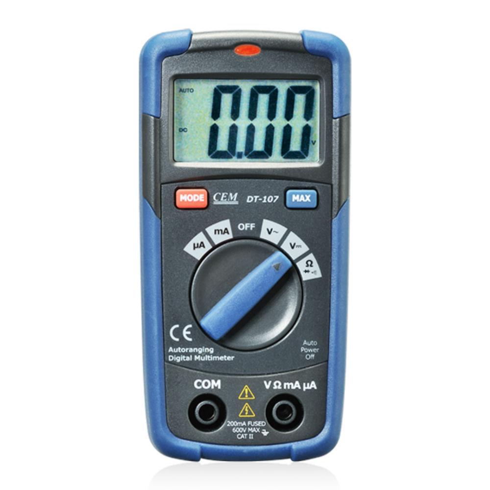 Мультиметр CEM DT-107 481 615