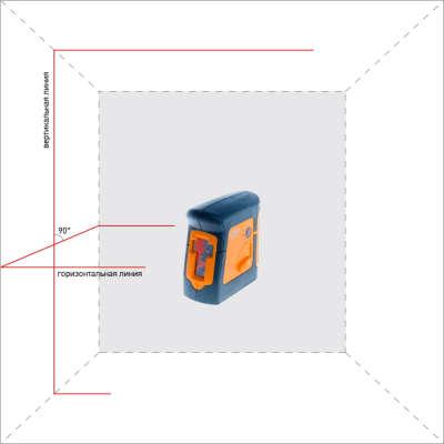 Лазерный уровень Geo-Fennel FL 40 Pocket II HP  541100