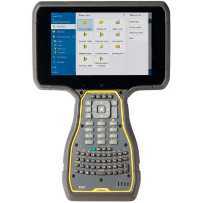 Полевой контроллер Trimble TSC7, QWERTY, Trimble Access GNSS (TSC7-1-2111-02)