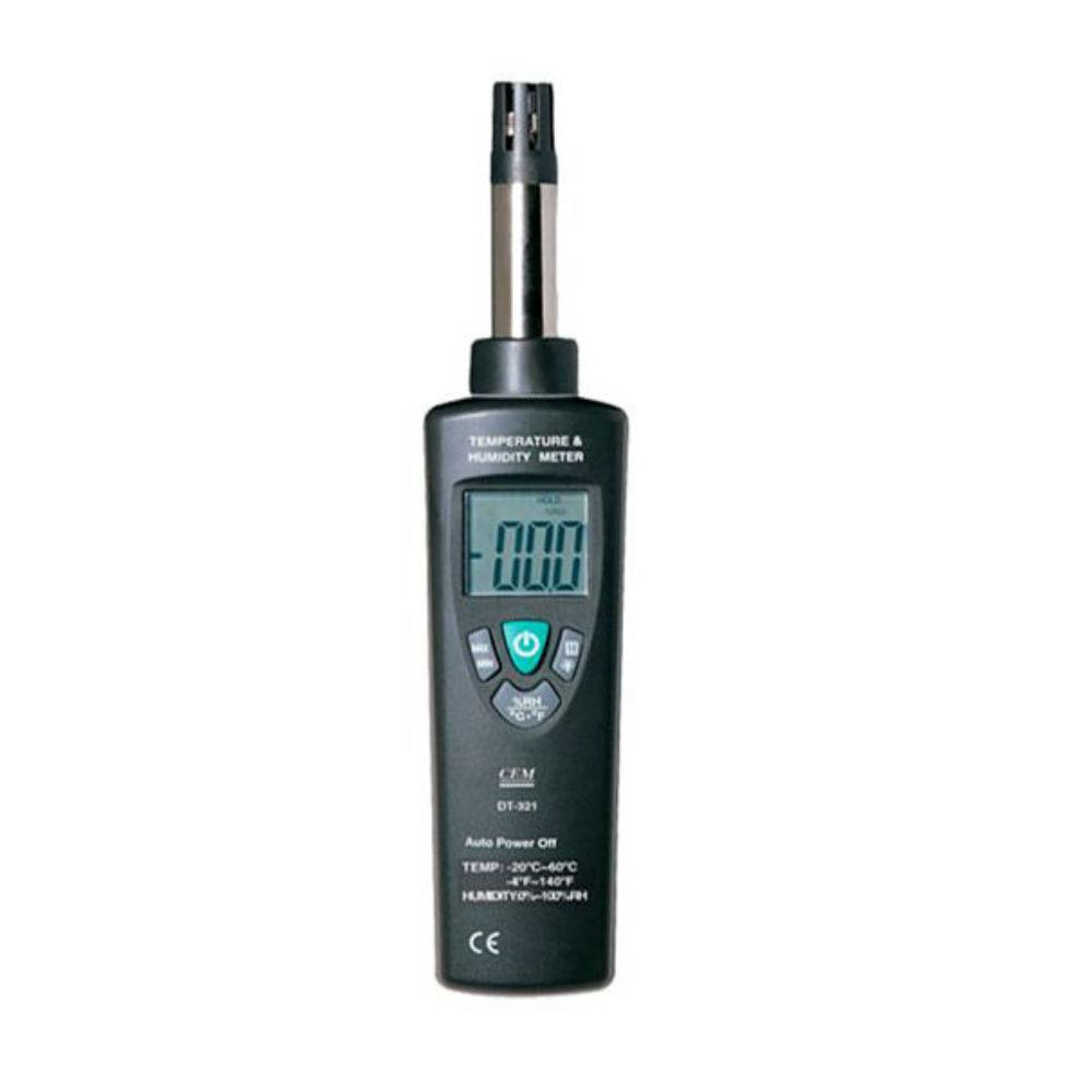 Термогигрометр CEM DT-321 480342