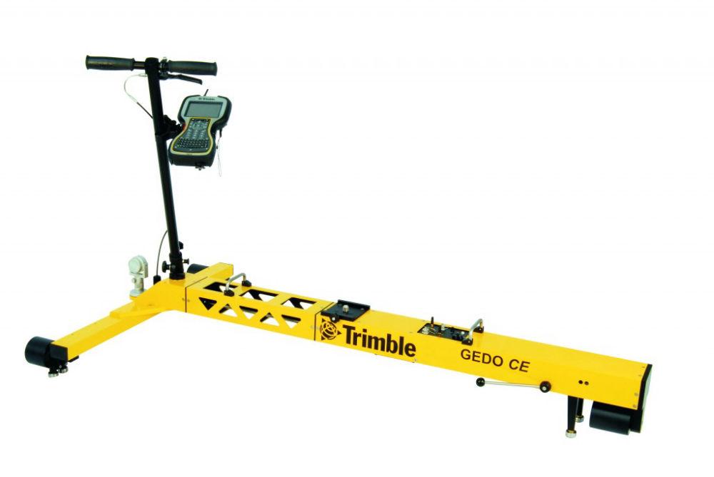Мобильный 3D-сканер Trimble GEDO