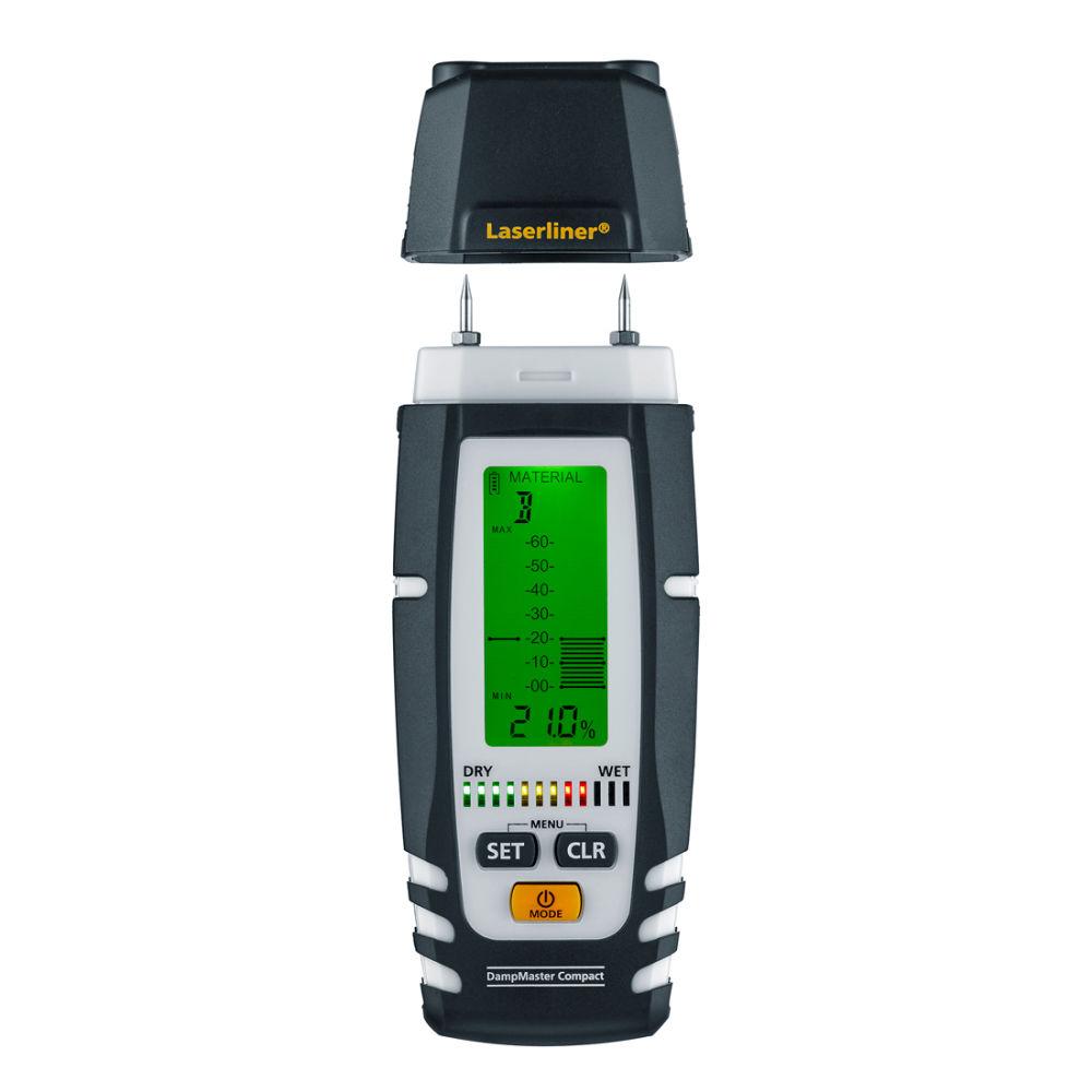 Измеритель влажности Laserliner DampMaster Compact Pro  082.325A