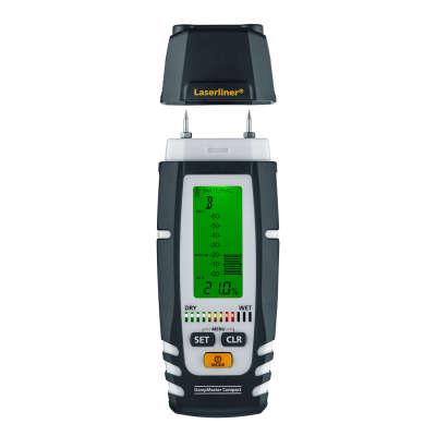 Измеритель влажности Laserliner DampMaster Compact Pro