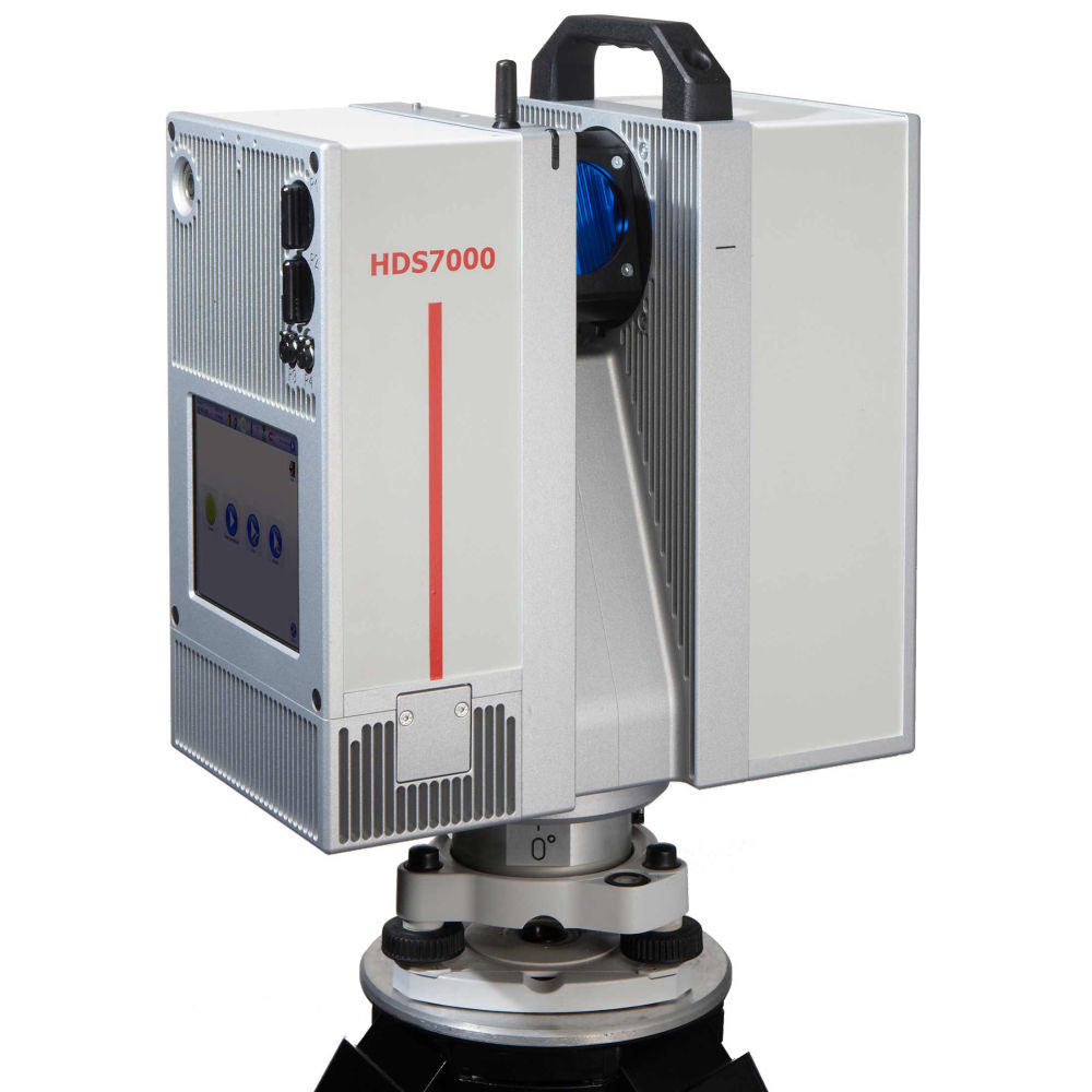 Лазерный сканер Leica HDS7000