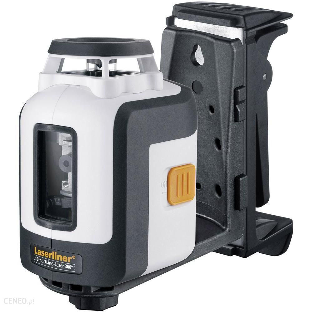 Лазерный уровень Laserliner SmartLine-Laser 360 Plus 081.119A