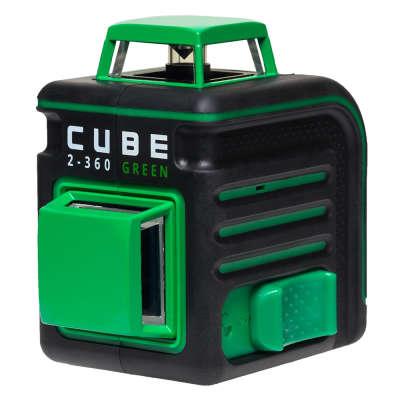 Лазерный уровень ADA Cube 2-360 Green Ultimate Edition А00471
