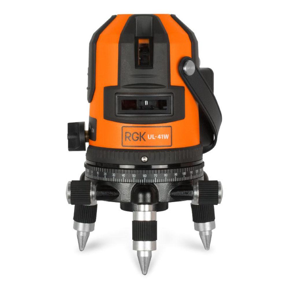 Лазерный уровень RGK UL-41 W MAX 4610011870958