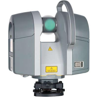 Лазерный сканер Trimble TX8 Standart Pack 120 м