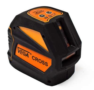 Лазерный уровень VEGA CROSS 1236000040