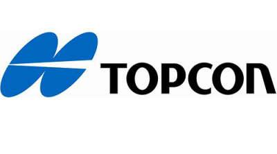 Логотип Topcon