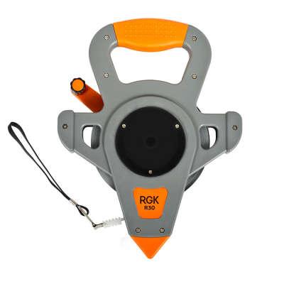 Измерительная лента RGK R30 c поверкой 4610011872839