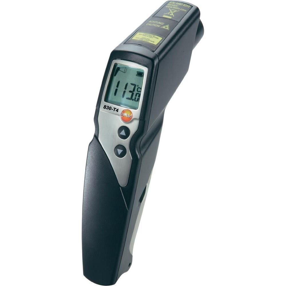 Пирометр Testo 830-T4 комплект 0563 8314