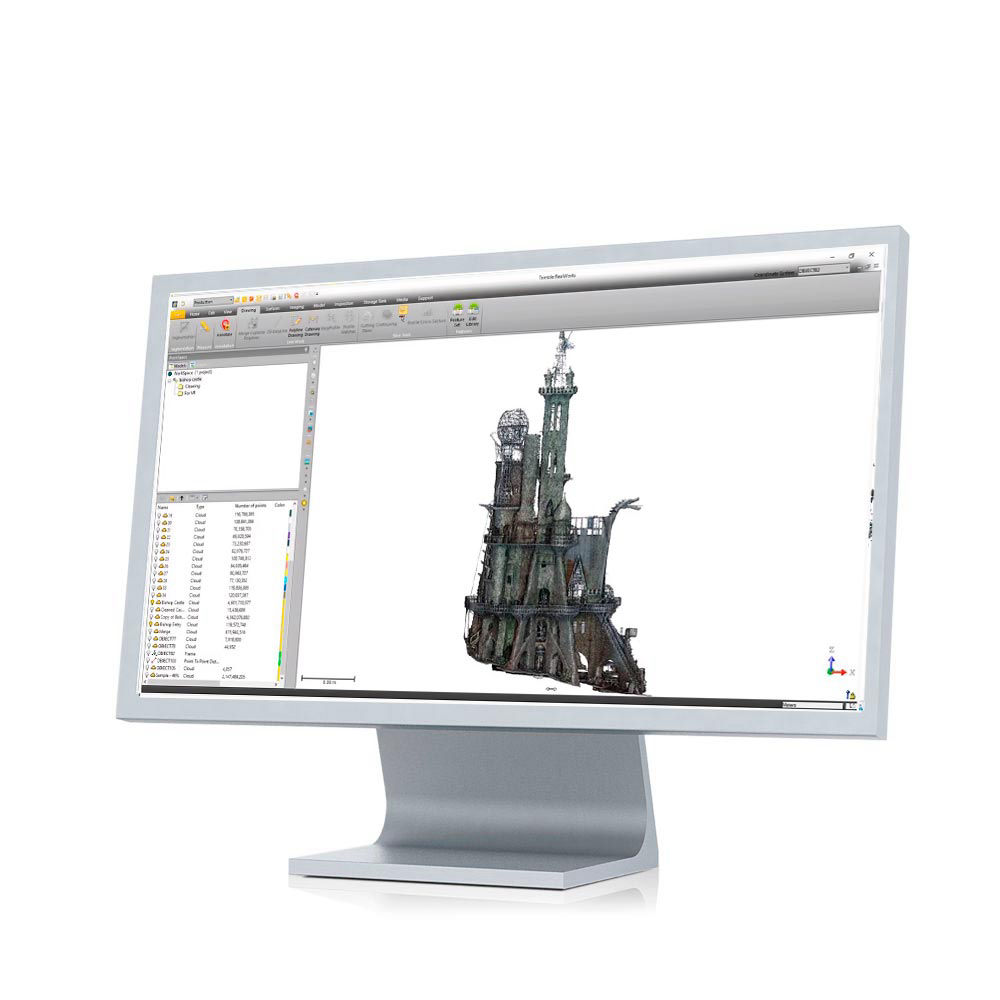 Программное обеспечение Trimble RealWorks - ADVANCED-PLANT TRW-452-01
