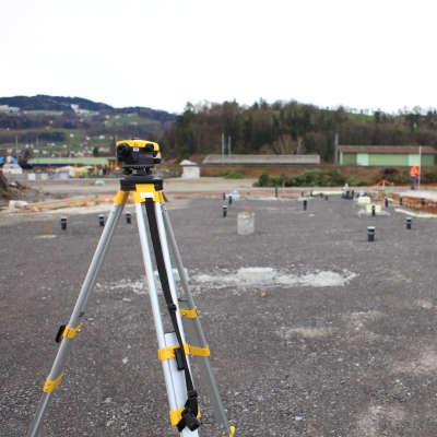 Оптический нивелир Leica NA320 с поверкой (840381)