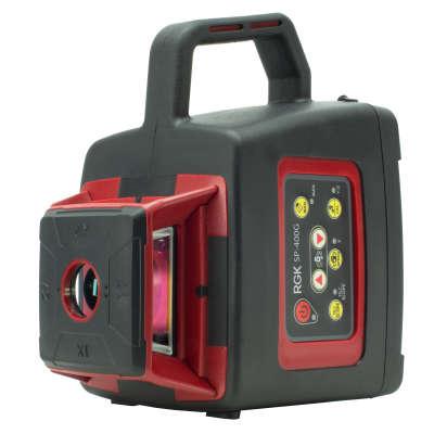Ротационный лазерный нивелир RGK SP 400G 4610011872891