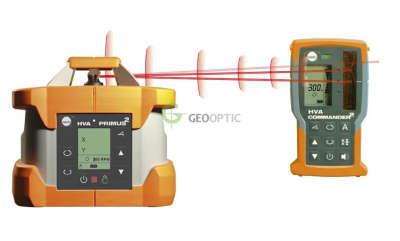 Ротационный лазерный нивелир Nedo Primus2 HVA 472050