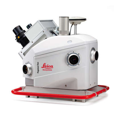 Мобильный 3D-сканер Leica Pegasus: Two Ultimate