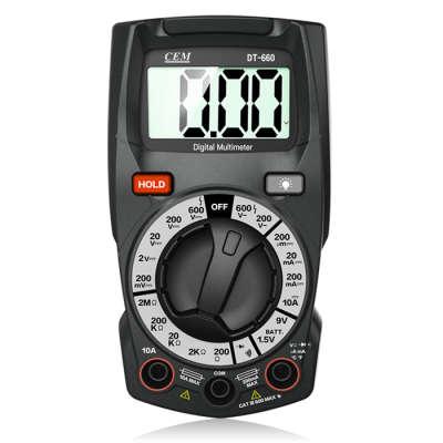 Мультиметр CEM DT-660 482 254