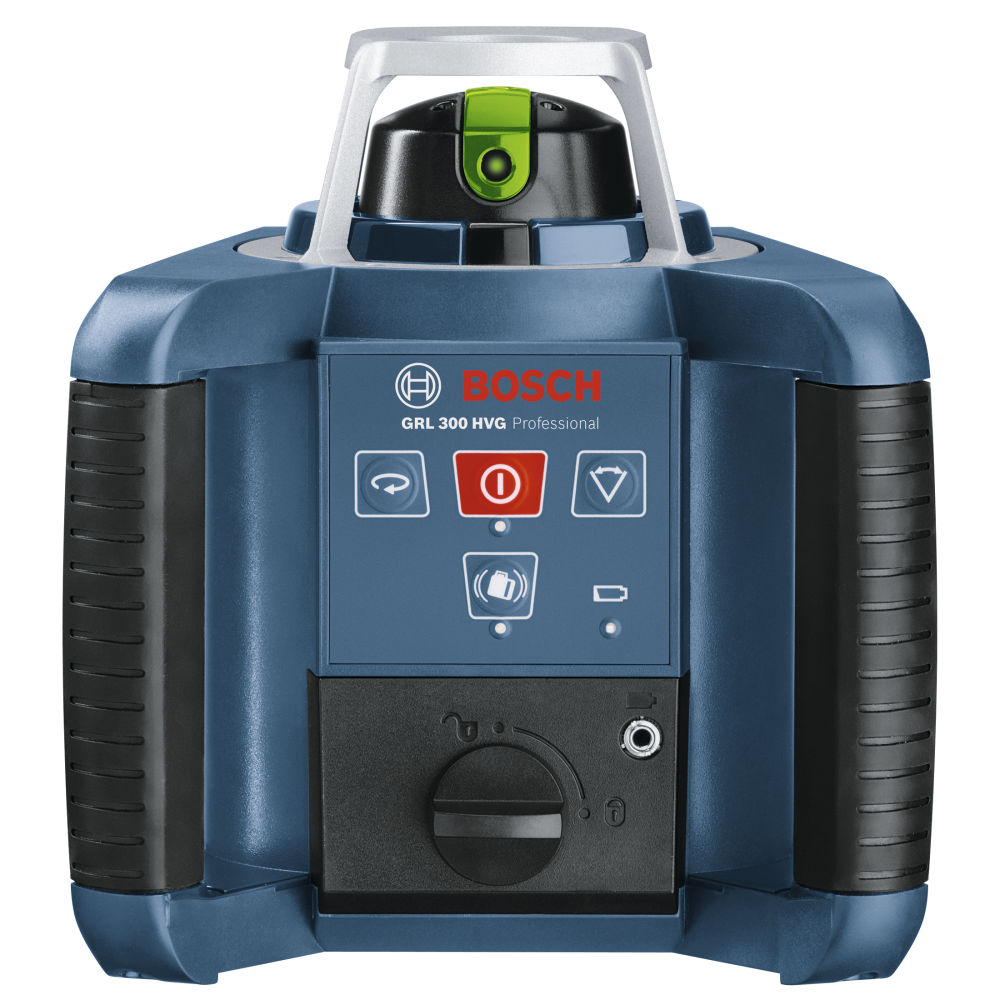 Ротационный лазерный нивелир Bosch GRL 300 HVG SET Professional 0601061701