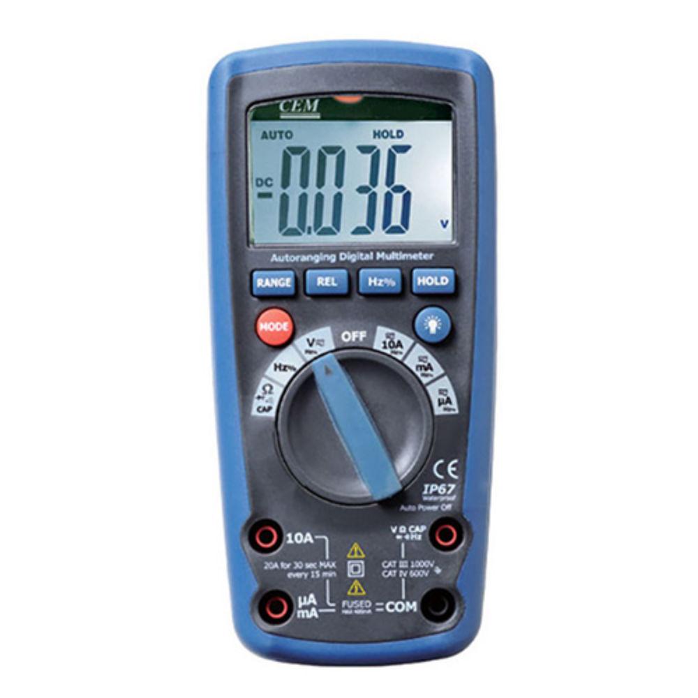 Мультиметр CEM DT-9963 481660