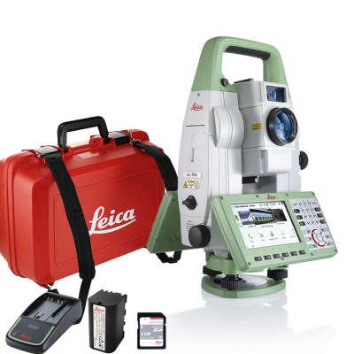 "Комплект роботизированного тахеометра Leica TS16 A R500 5"" WorldSkills 2021"