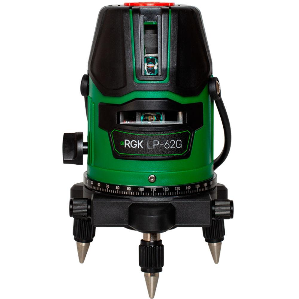 Лазерный уровень RGK LP-62G 775281