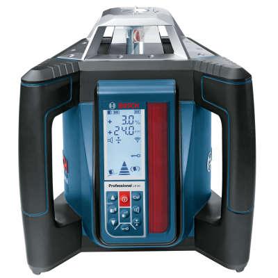 Ротационный лазерный нивелир Bosch GRL 500 H Professional + LR50   (0601061A00)