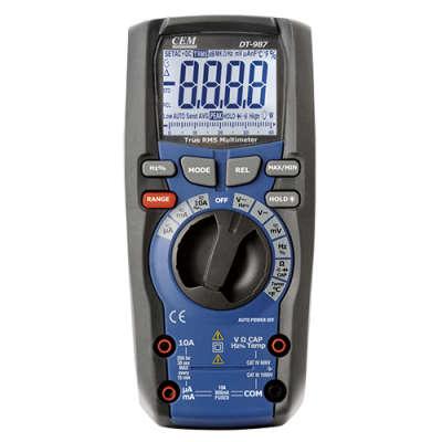 Мультиметр CEM DT-987 482 230