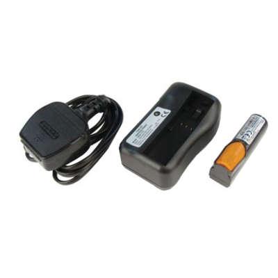 Запасной аккумулятор с зарядным устройством Testo 0554 1087 0554 1087