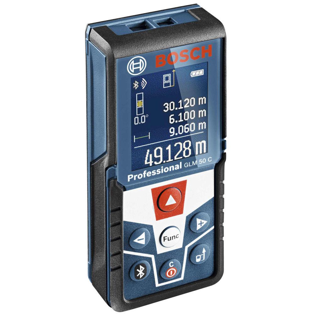 Лазерный дальномер Bosch GLM 50C Professional с поверкой 0601072C00 + п
