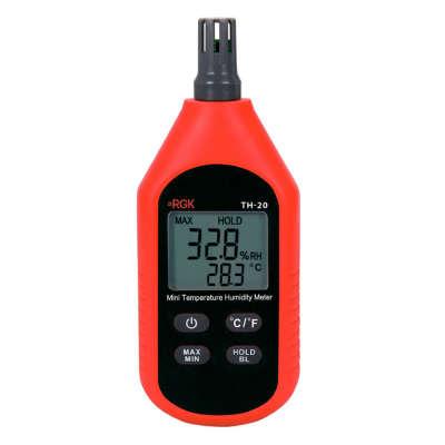 Термогигрометр RGK TH-20 (776486)