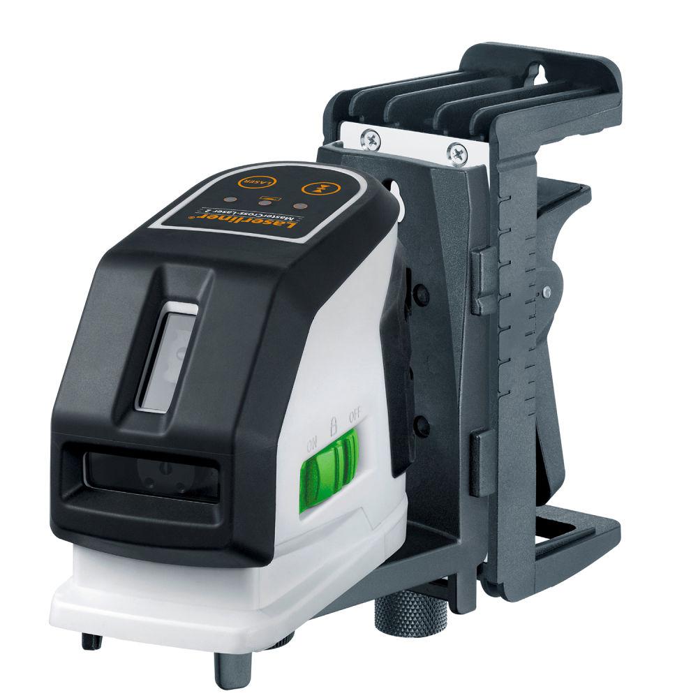 Лазерный уровень Laserliner MasterCross-Laser 2G 031.370A