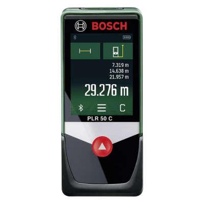Лазерный дальномер Bosch PLR 50 C (0.603.672.220)