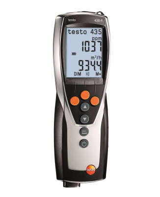 Измерительный прибор Testo 435-1 с поверкой 0560 4351П