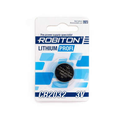 Батарейка Robiton Profi R-CR2032 4607075945753
