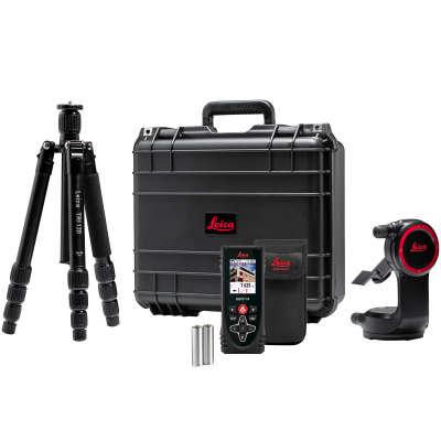 Лазерный дальномер Leica DISTO X4 + DST360 + TRI120 (6014946)