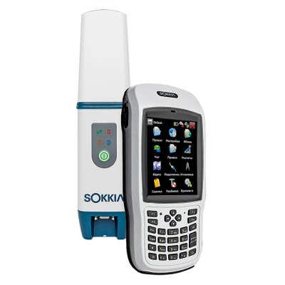 Комплект GNSS-приемника Sokkia GCX3 + T-18 161Ч100137