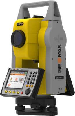 Тахеометр GeoMax Zoom40 neXus5 865959