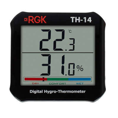 Термогигрометр RGK TH-14