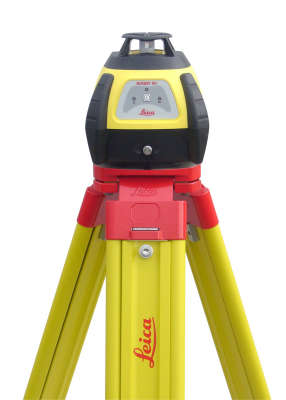 Ротационный нивелир Leica Rugby 50