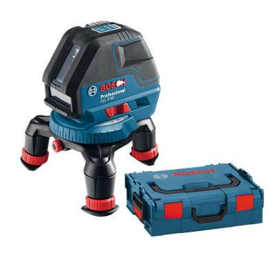 Лазерный уровень Bosch GLL 3-50 (L-Boxx) 0601063801