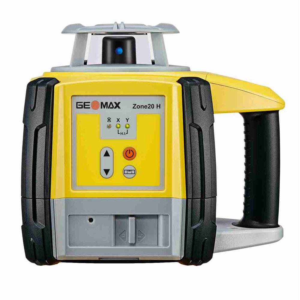 Ротационный лазерный нивелир GeoMax Zone20 H basic  6013519