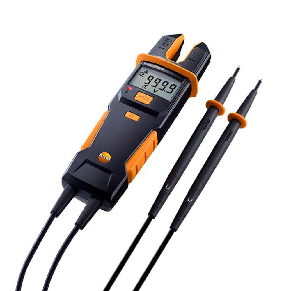 Тестер тока/ напряжения Testo 755-2 с поверкой 0590 7552П