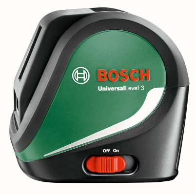 Лазерный уровень Bosch UniversalLevel 3 0.603.663.900