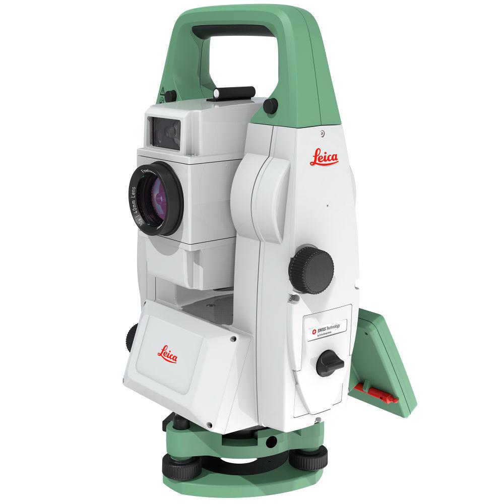 """Роботизированный тахеометр Leica TS16 G R1000 5"""" 917472"""