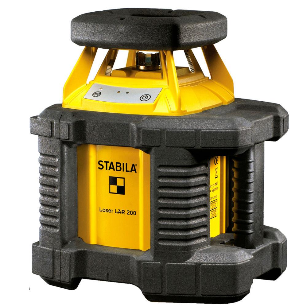 Ротационный лазерный нивелир STABILA LAR200  17062